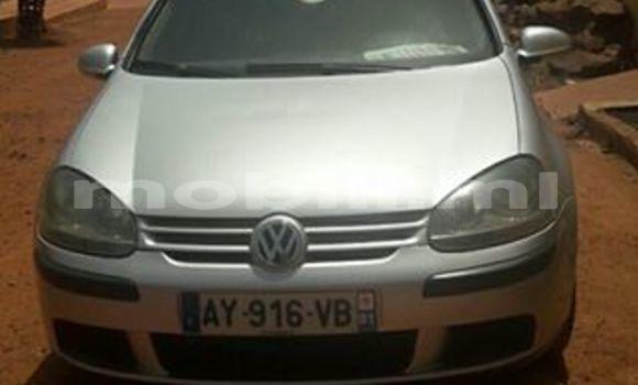 Acheter Occasion Voiture Volkswagen Golf Gris à Bamako au Mali
