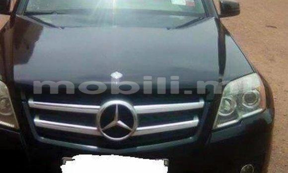 Acheter Occasion Voiture Mercedes-Benz GLK–Class Noir à Bamako, Mali