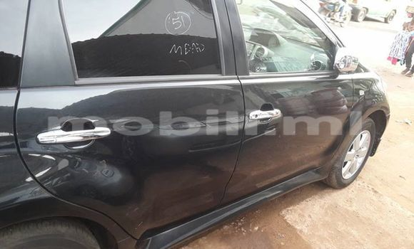 Acheter Occasion Voiture Toyota Yaris Noir à Bamako au Mali
