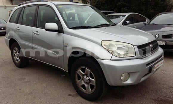 Acheter Occasion Voiture Toyota RAV4 Gris à Bamako au Mali