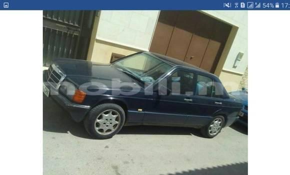 Acheter Occasion Voiture Mercedes‒Benz 190 Bleu à Bamako au Mali