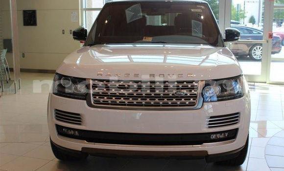 Acheter Occasion Voiture Land Rover Range Rover Blanc à Bamako au Mali