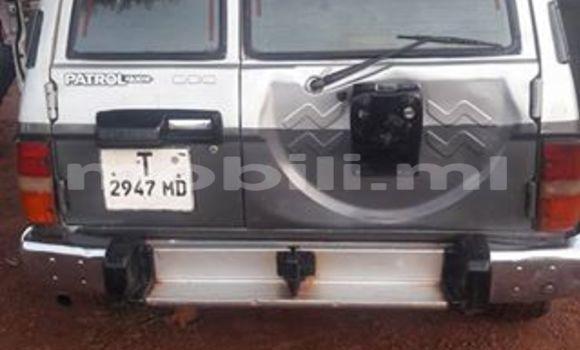 Acheter Occasion Voiture Nissan Patrol Gris à Bamako au Mali