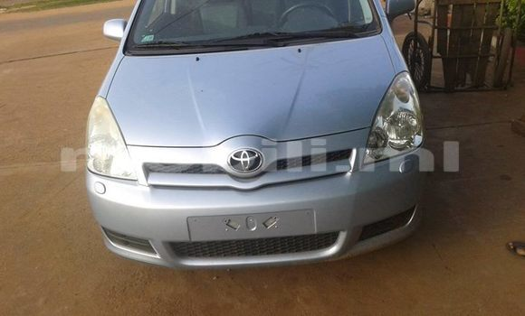 Acheter Occasion Voiture Toyota Verso Gris à Bamako, Mali