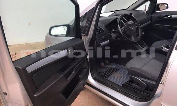 Acheter Occasion Voiture Opel Zafira Gris à Bamako au Mali
