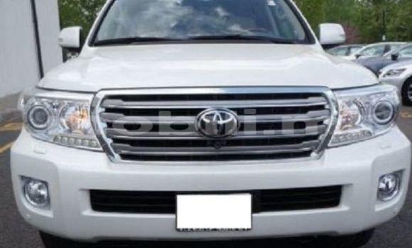 Acheter Neuf Voiture Toyota Land Cruiser Blanc à Bamako au Mali