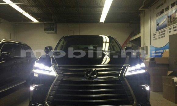 Acheter Occasions Voiture Lexus LX Noir à Koulikoro au Mali