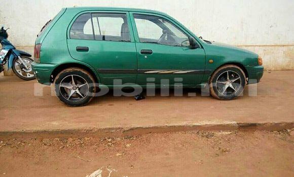 Acheter Occasion Voiture Toyota Starlet Vert à Bamako, Mali