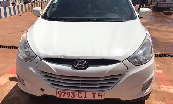 Acheter Occasion Voiture Hyundai ix35 Blanc à Bamako au Mali