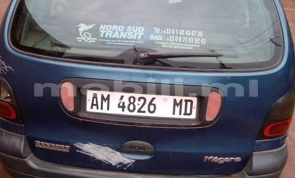 Acheter Occasion Voiture Renault Megane Bleu à Bamako, Mali