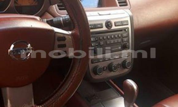 Acheter Occasion Voiture Nissan Murano Noir à Bamako au Mali