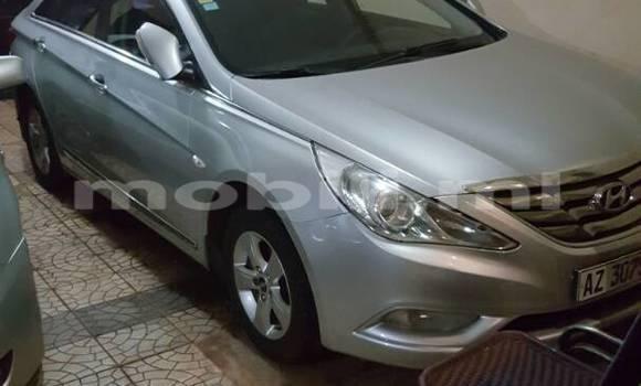 Acheter Occasion Voiture Hyundai Sonata Gris à Bamako au Mali