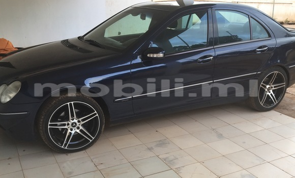 Acheter Occasion Voiture Mercedes‒Benz KOMPRESSOR Autre à Bamako au Mali