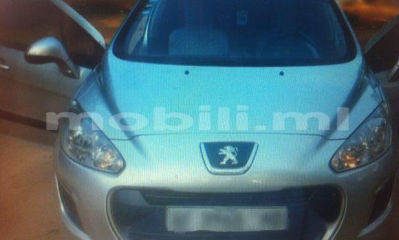 Acheter Occasion Voiture Peugeot 308 Gris à Bamako, Mali