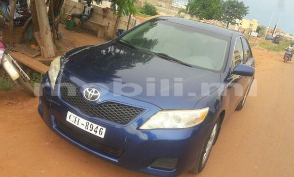 Acheter Occasion Voiture Toyota Camry Bleu à Bamako au Mali