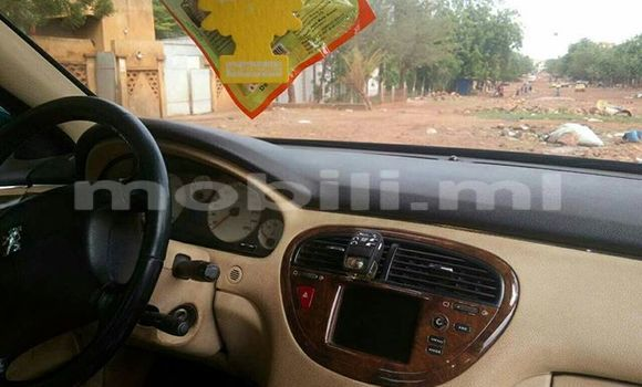 Acheter Occasion Voiture Peugeot 607 Vert à Bamako, Mali