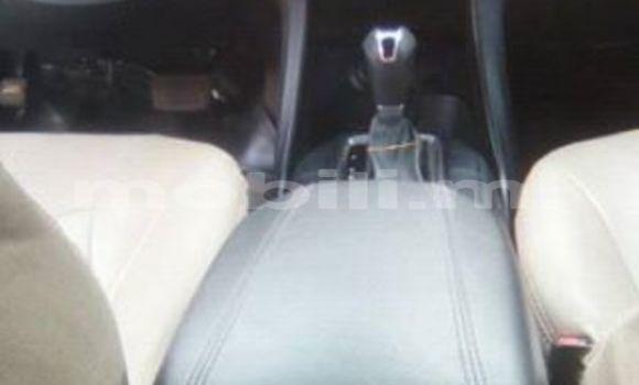 Acheter Occasion Voiture Hyundai Santa Fe Blanc à Bamako au Mali