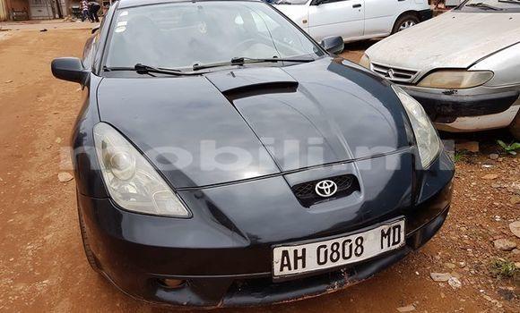 Acheter Occasion Voiture Toyota Celica Noir à Bamako au Mali