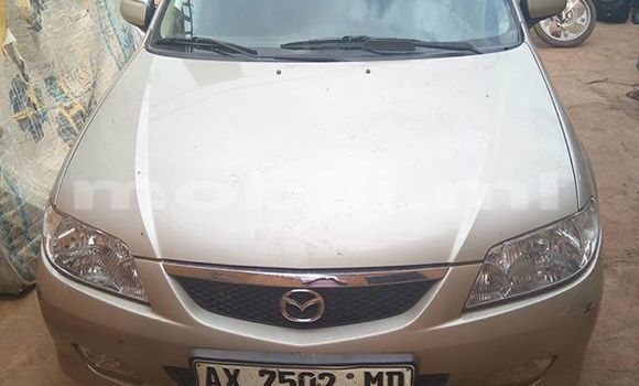 Buy Used Mazda 323 Silver Car in Bamako in Mali