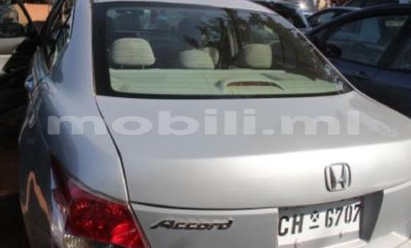 Acheter Occasion Voiture Honda Accord Gris à Bamako au Mali