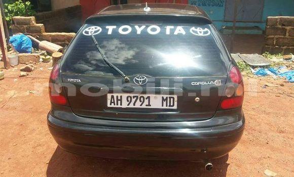 Acheter Occasion Voiture Toyota Corolla Noir à Bamako, Mali