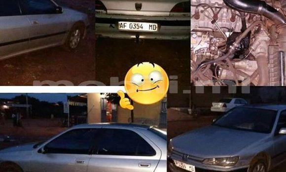 Acheter Occasion Voiture Peugeot 406 Gris à Bamako au Mali