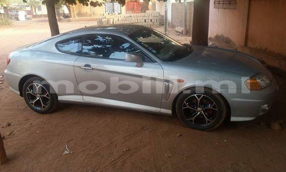 Acheter Occasion Voiture Hyundai Coupe Gris à Bamako, Mali