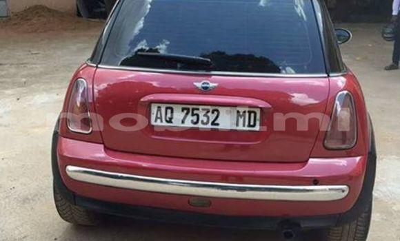Acheter Occasion Voiture Mini Cooper Rouge à Bamako, Mali