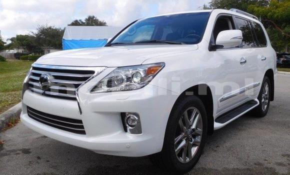 Acheter Occasion Voiture Lexus LX Blanc à Mopti au Mali