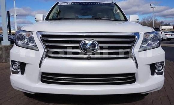 Acheter Occasion Voiture Lexus LX Blanc à Bougouni au Mali