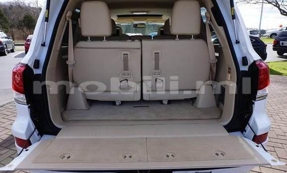 Acheter Occasion Voiture Lexus LX Blanc à Bougouni, Mali
