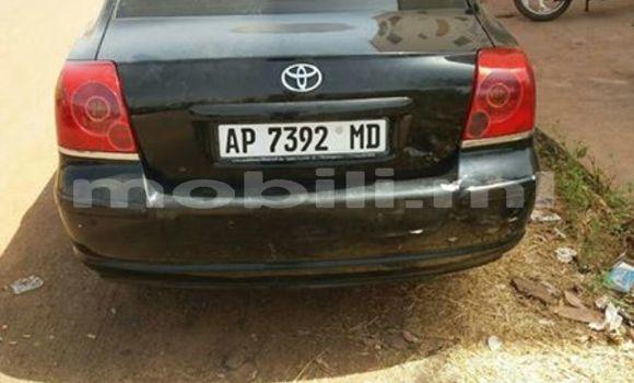 Acheter Occasion Voiture Toyota Avensis Noir à Bamako, Mali