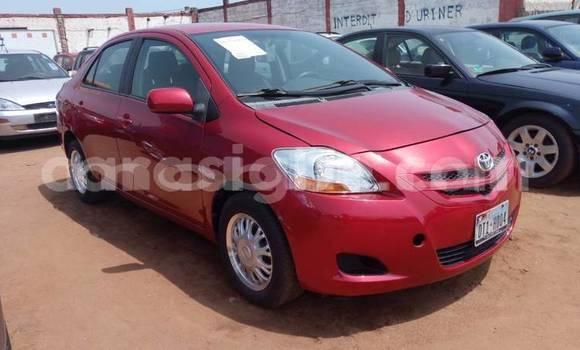 Acheter Occasion Voiture Toyota Yaris Rouge à Bamako, Mali
