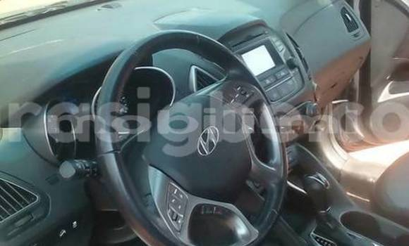 Acheter Occasion Voiture Hyundai Tucson Gris à Bamako, Mali