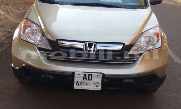 Acheter Occasion Voiture Honda CR-V Beige à Bamako au Mali