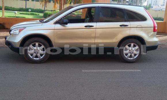 Acheter Occasions Voiture Honda CR-V Beige à Bamako au Mali