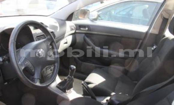 Acheter Occasion Voiture Toyota Avensis Noir à Bamako au Mali