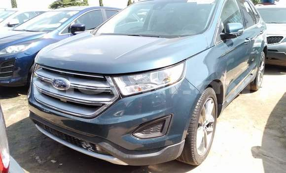 Acheter Occasion Voiture Ford Edge Noir à Bamako au Mali