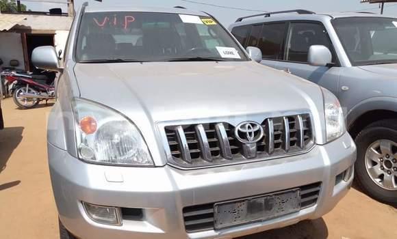Acheter Occasion Voiture Toyota Prado Gris à Bamako, Mali