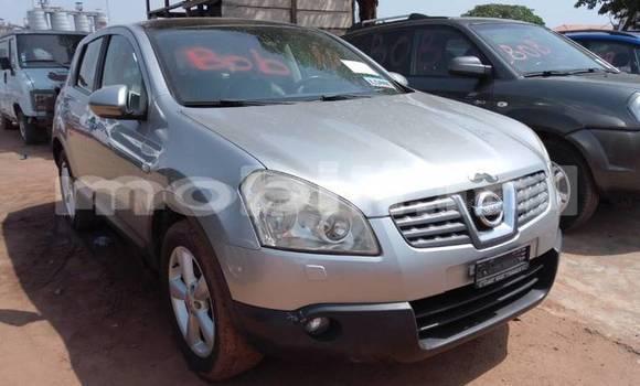 Acheter Occasion Voiture Nissan Qashqai Gris à Bamako au Mali