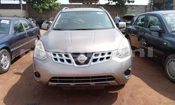 Acheter Occasion Voiture Nissan Rogue Gris à Bamako au Mali