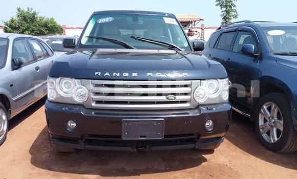 Acheter Occasion Voiture Land Rover Range Rover Vogue Noir à Bamako, Mali