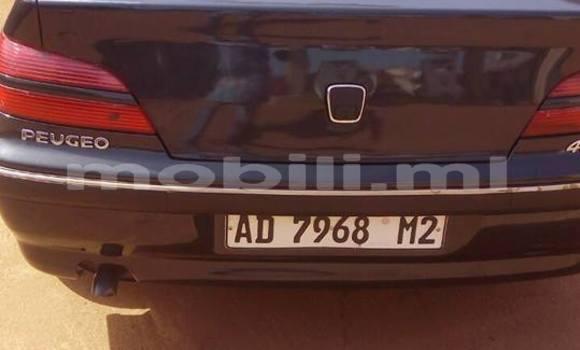 Acheter Occasion Voiture Peugeot 406 Noir à Bamako au Mali