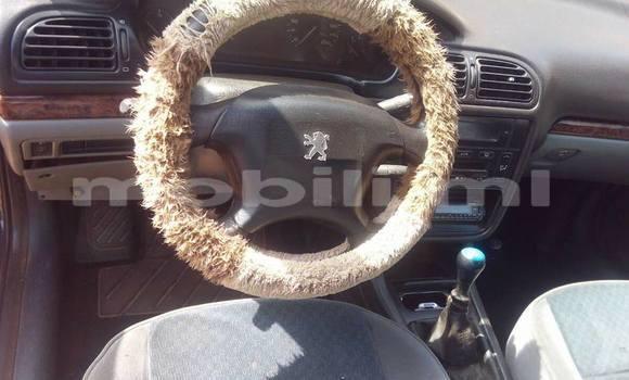 Acheter Occasion Voiture Peugeot 406 Noir à Bamako, Mali