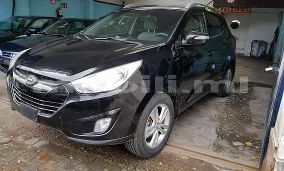 Acheter Occasion Voiture Hyundai ix35 Noir à Bamako au Mali