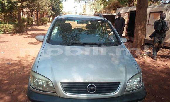 Buy Used Opel Zafira Silver Car in Bamako in Mali