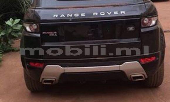 Acheter Occasion Voiture Land Rover Range Rover Evoque Noir à Bamako au Mali