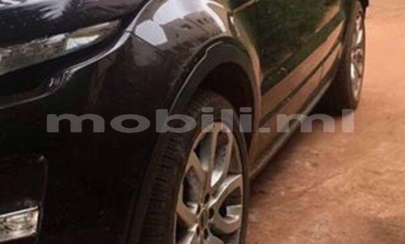 Acheter Occasion Voiture Land Rover Range Rover Evoque Noir à Bamako, Mali