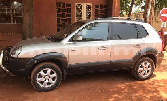 Acheter Occasion Voiture Hyundai Tucson Gris à Bamako au Mali