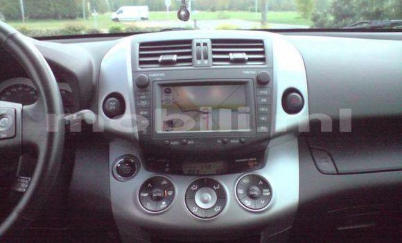 Acheter Occasion Voiture Toyota RAV4 Beige à Bamako au Mali